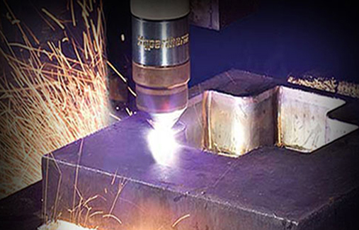 CNC-Plasma Cutting